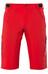 Endura Singletrack Lite - Cuissard court Homme - rouge
